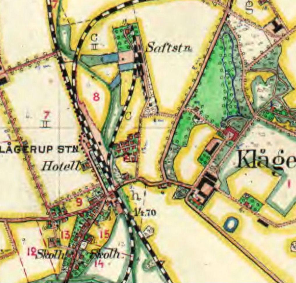 Kart Klågerup